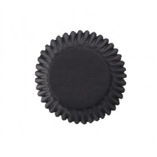 Pack of 50 Black Baking Case