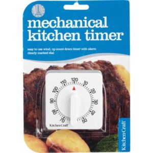 120 Minute Mechanical Kitchen Timer
