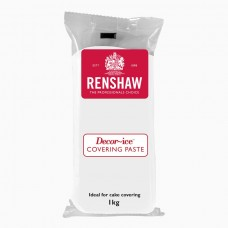 Renshaw Fondant Covering Paste - White 1KG