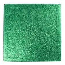 12'' Square Drum Board - Green