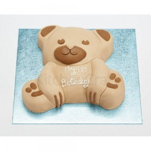 Bear Shaped Cake Pan