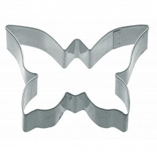 Butterfly Shaped Metal Cookie Cutter