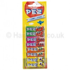 PEZ Fruit Mix Refill