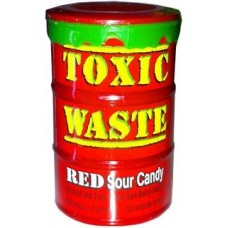 Toxic Waste - red