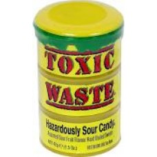 Toxic Waste - yellow