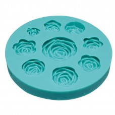 Roses Silicone Fondant Mould