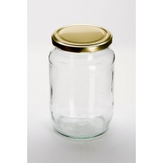 2lb (750ml) Jam Jar With Twist Off Lid