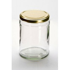 500ml Food Jam Jar With Twist Off Lid