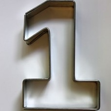 Number 1 Cake Tin -  FOR HIRE