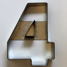 Number 4 Cake Tin -  FOR HIRE