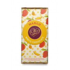 Choc Affair Mango White Chocolate Bar