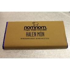 NOM NOM Luxury Welsh Chocolate - Halen Mon Sea Salt Milk Chocolate (44%)