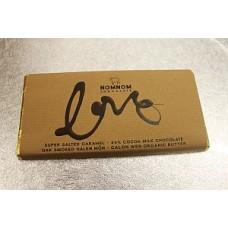 NOM NOM Luxury Welsh Chocolate - Love Super Salted Caramel Milk Chocolate (44%)
