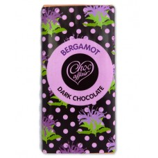 Choc Affair Bergamot Dark Chocolate Bar