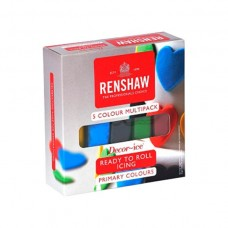 Renshaw 5 Colour Multipack - Primary Colour Multipack