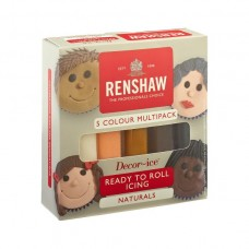 Renshaw 5 Colour Multipack - Naturals