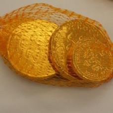 Milk Chocolate Coins 50g