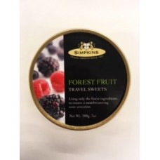 Simpkins Forest Fruit Travel Sweets