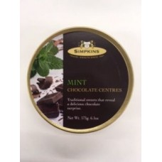 Simpkins Mint Chocolate Centre Travel Sweets