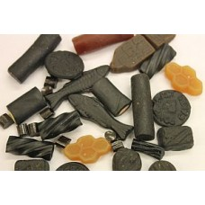 Assorted Sweet Liquorice Bag